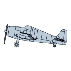Trumpeter 1:350 F6F Hellcat Painted Plastic Model Kit