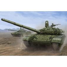 Trumpeter 1:16 T-72B1 w/Kontakt Plastic Model Kit