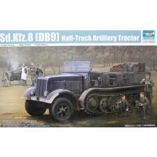 Trumpeter 1/35 SdKfz (DB9) Halftrack Artillery Truck Plastic Model Kit