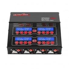 Ultra Power AC PLUS 240W 4-PORT Multi-Chemistry AC/DC Charger