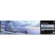 Very Fire 1/350 USS Missouri BB-63 Plastic Model Kit