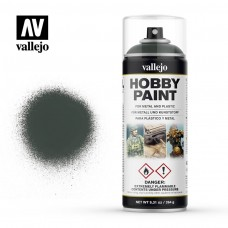 Vallejo Dark Green Spray Paint 400ml