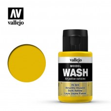 Vallejo 35ml Dark Yellow Model Wash