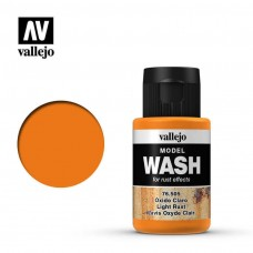 Vallejo 35ml Light Rust Model Wash