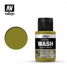 Vallejo 35ml Dark Green Model Wash