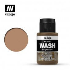 Vallejo 35ml Dark Brown Model Wash