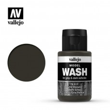 Vallejo 35ml Dark Gray Model Wash