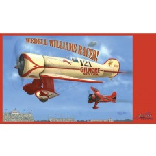 Williams Brothers 1/32 Wedell Williams 121 Plastic Model Kit