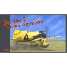 Williams Brothers 1/32 Gee Bee Z Plastic Model Kit