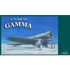 Williams Brothers 1/72 A Flash Of Gamma Plastic Modedl Kit