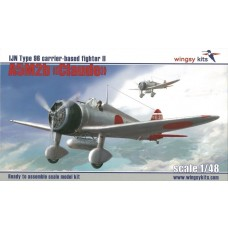 Wingsy 1/48 A5M2b Claude Plastic Model Kit