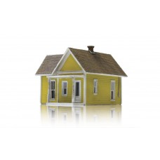 Woodland Scenics HO Scale DPM Humble Home Kit