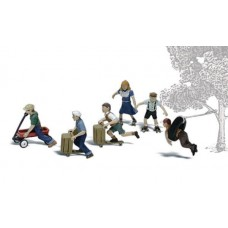 Woodland Scenics N 1/160 Scale Playtime Figures