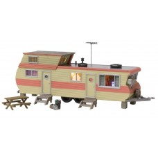 Woodland Scenics O Scale Double Decker Trailer BR5862