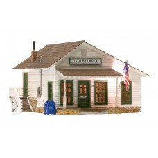 Woodland Scenics O Scale Letters, Parcels, & Post Building BR5864