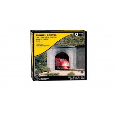 Woodland Scenics O Scale Tunnel Portal Concrete