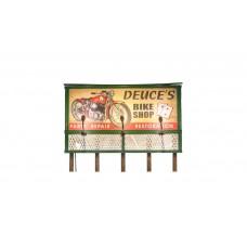 Woodland Scenics Just Plug HO Billboard Deuce's Parts & Repair
