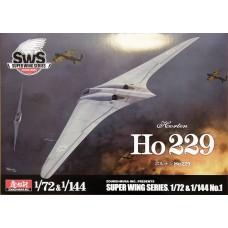 Zoukei-Mura 1:72 & 1:144 Horten Ho.229 Plastic Model Kit