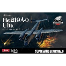 Zoukei-Mura 1:32 He.219A-0 Uhu Plastic Model Kit