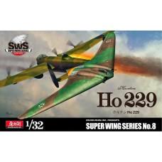 Zoukei-Mura 1:32 Horten Ho 229 Plastic Model Kit