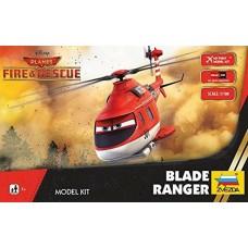 Zvezda 1/100 Disney's Planes Blade Ranger Plastic Model Kit