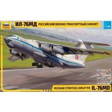 Zvezda 1/144 Il-76MD Plastic Model Kit