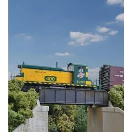 Walthers Cornerstone HO 30' Single-Track Railroad Through Girder Bridge