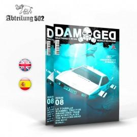 Abteilung 502 Damaged Weathered & Worn Models Magazine Issue 8 Book