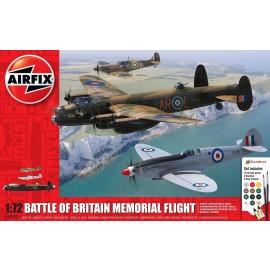 Airfix 1/72 Battle of Britain Memorial Flight Plastic Model Kit