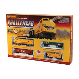 Bachmann HO Scale Challenger Electric Train Set
