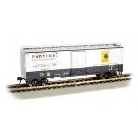 Bachmann HO Scale B&O #466063 - Sentinel - 40' Boxcar