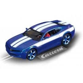 Carrera Evolution Chevy Camaro Concept 1/32 Scale Slot Car