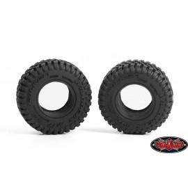 """RC4WD 1.0"""" Falken Wildpeak M/T Tires (2) Z-T0201"""