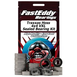 Fast Eddy Bearings Traxxas Hoss 4x4 VXL Sealed Bearing Kit
