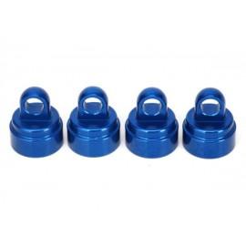 Traxxas Aluminum Ultra Shock Caps (4)