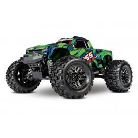 Traxxas Hoss 4x4 VXL 1/10 Scale Brushless Monster Truck Green