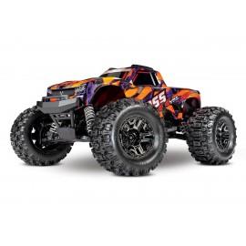 Traxxas Hoss 4x4 VXL 1/10 Scale Brushless Monster Truck Orange