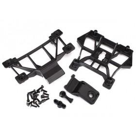 Traxxas E-Revo 2.0 Front/Rear Body Mounts and Hardware
