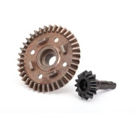 Traxxas E-Revo 2 Ring Gear, Differential/Pinion Gear, Differential