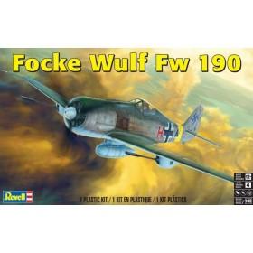 Revell 1/48 Focke Wulf FW 190 Plastic Model Kit