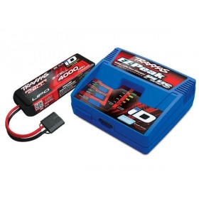 Traxxas 4000mAh LiPo Battery / Charger Completer Pack