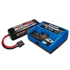 Traxxas Maxx 14.8v 5000mAh Battery & Charger Combo