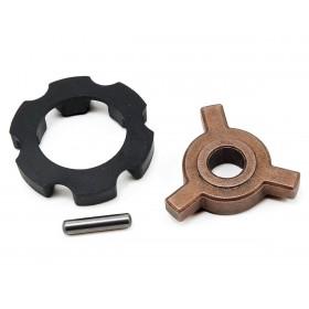 Traxxas Cush Drive Key / Pin / Elastomer Set
