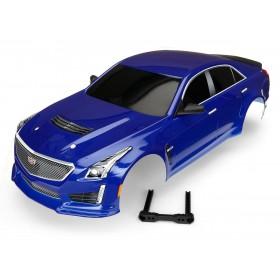 Traxxas Blue Cadillac CTS-V 4-Tec 2.0 Body