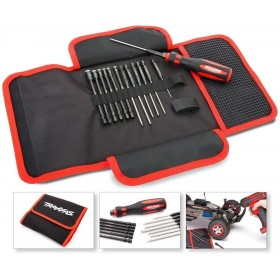 Traxxas 13 Piece Speed Bit Master Tool Set