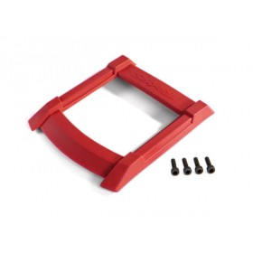 Traxxas Maxx Red Body Roof Skid Plate