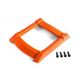 Traxxas Maxx Orange Body Roof Skid Plate