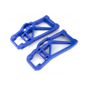 Traxxas Maxx Lower Suspension Arms Blue