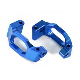 Traxxas Maxx Blue Aluminum Caster Blocks