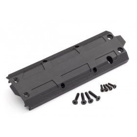 Traxxas Maxx Center Skidplate